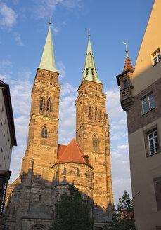 Germany, Nuremberg, St. Sebaldus Church - SIEF006754