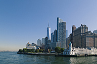 USA, New York City, skyline - GIOF000108