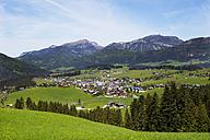 Austria, Salzburg State, Abtenau and Lammertal - WWF003858