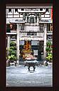 Thailand, Bangkok, golden Buddha statue at Wat Kalayanamitr - EH000216