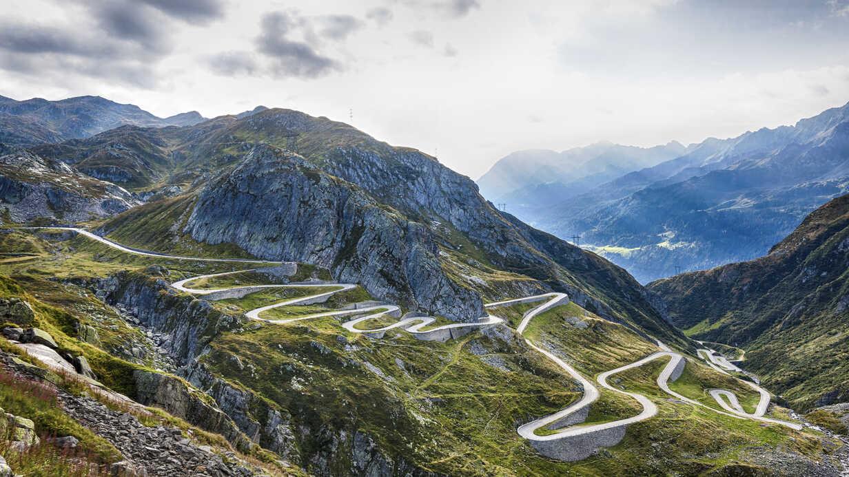 Switzerland, Tessin, Valle Laventina, Gotthard Pass - STSF000907 - Stefan Schurr/Westend61