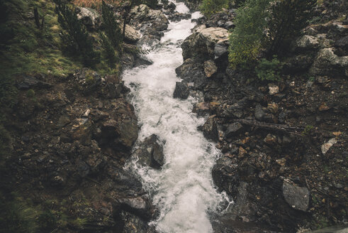 Spain, Benasque, streaming of a river - JPF000049