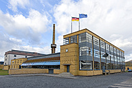 Germany, Lower Saxony, Alfeld, former Fagus Factory, Shoe Museum - KLR000118