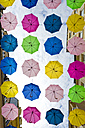Colorful umbrellas - KLR000142