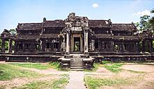 Cambodia, Siem Reap, Angkor Wat Temple - EHF000258