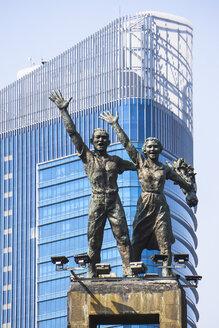 Indonesia, Jakarta, Selaman Datang Monument - WE000368