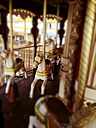 Children's carousel in France - MY001152