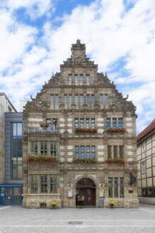 Germany, Hameln, Pied Piper's House - KLR000222