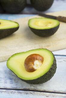 Half of an avocado - LVF003974