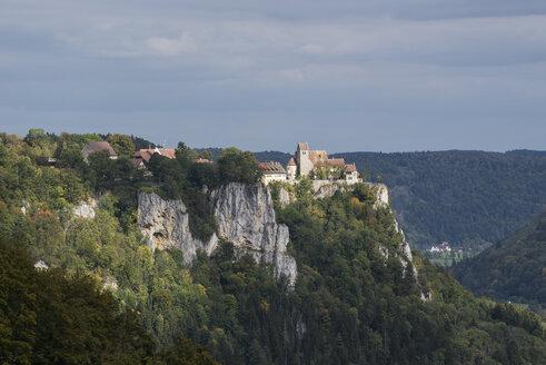 Germany, Baden-Wurttemberg, Werenwag Castle - EL001629