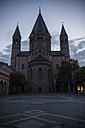 Germany, Mainz, Mainz cathedral - CHPF000165