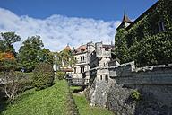 Germany, Baden-Wuerttemberg, Reutlingen, Lichtenstein Castle - EL001637