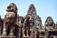 Cambodia, Siem Reap, Angkor Thom Temple - EHF000270
