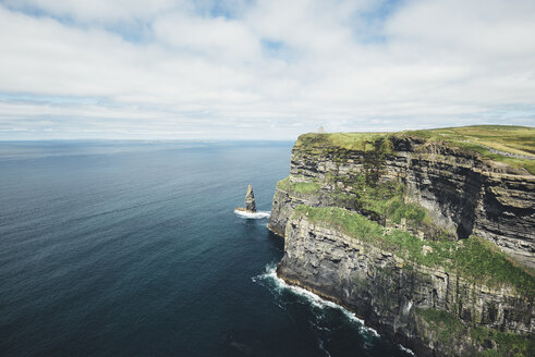 Ilrand, County Clare, Cliffs of Moher - ELF001653