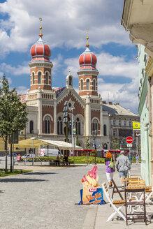 Czech Republic, Plzen Region, Pilsen, Great Synagogue - MAB000340