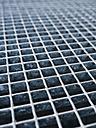 Metal grid, close up - RAEF000568