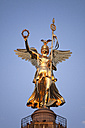 Germany, Berlin, goddess of victory on Berlin Victory Column - PC000189