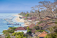 Indonesia, Coastline of Nusa Lembongan island - KNTF000150