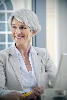 Portrait of a senior woman - RMAF000175