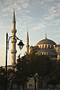 Turkey, Istanbul, Blue Mosque in the morning light - FCF000787