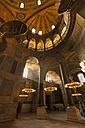 Turkey, Istanbul, Interior of Hagia Sophia - FC000790