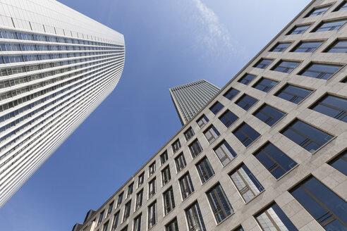 Germany, Hesse, Frankfurt, Office towers - WIF002903