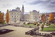 Germany, Bavaria, Coburg, Ehrenburg palace - VT000480