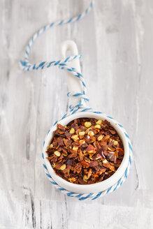 Small bowl of chili flakes - SBDF002485