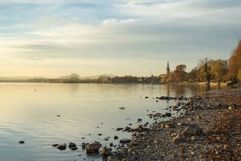 Germany, Lake Constance, Radolfzell in autumn - ELF001716