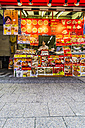 Japan, Kobe, Chinatown, Nanking District, food stall - THA001484