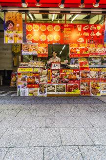 Japan, Kobe, Chinatown, Nanking District, food stall - THA001484