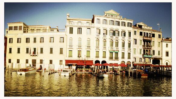 Italy, Venice, Canal, Palace - MEMF000919