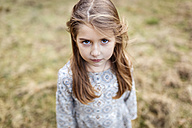 Portrait of sad little girl - MGOF001111