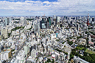 Japan, Tokyo, Cityscape - THAF001495