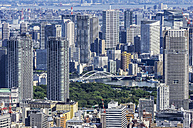 Japan, Tokyo, Cityscape - THAF001501