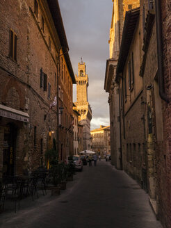 Italy, Tuscany, Montepulciano, townhall - GSF001019