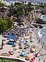 Spain, Andalusia, Costa del Sol, Nerja, Playa Calahonda - AM004549