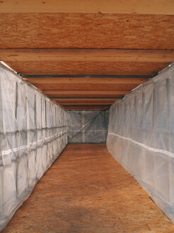 Passageway of construction site - JMF000368