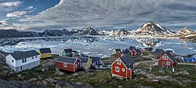 Greenland, Schweizerland, Kulusuk, Panorama - ALRF000235