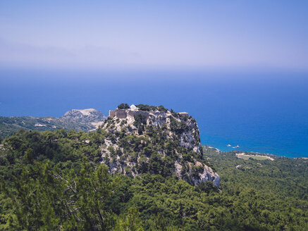 Greece, Rhodes, Fortress Monolithos - GSF001048