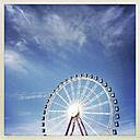 Germany, Nuremberg, Fair at Volkspark Dutzendteich - GW004536