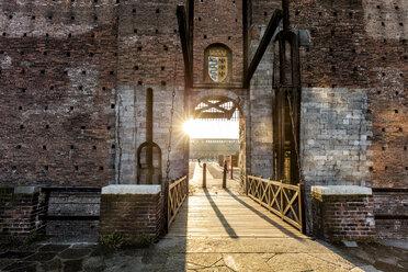 Italy, Milan, - DAW000407