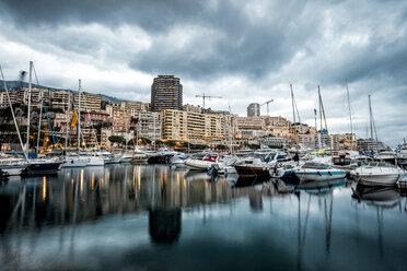 Monaco, La Condamine, Monte Carlo, Marina - DAWF000413