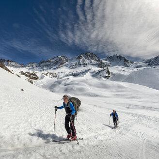 Italy, Gran Paradiso, ski tour - ALRF000285