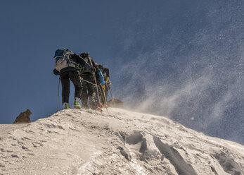 Italy, Gran Paradiso, ski tour - ALRF000288