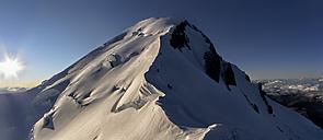 France, Chamonix, Mont Blanc Range, Mont Blanc summit - ALRF000313