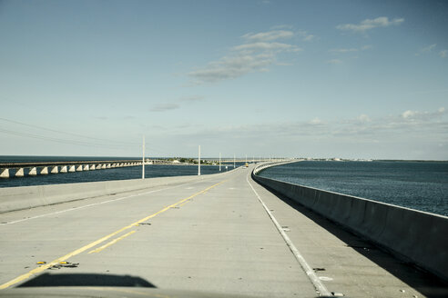 USA, Florida, Florida Keys, Seven Mile Bridge - CHPF000199