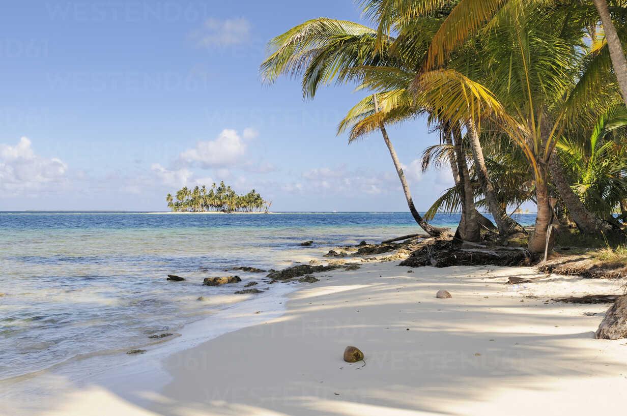 Panama, San Blas Islands, Cayos Los Grullos, north of Isla Moron - STEF000149 - Stefan Espenhahn/Westend61