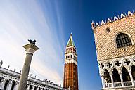 Italy, Veneto, Venice, St Mark's Campanile - HAMF000134