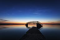 Scotland, East Lothian, Dunbar, the bridge to nowhere, Belhaven Bridge - SMAF000419